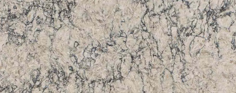 Caesarstone countertops stone tech fabrication for Himalayan moon quartz ikea